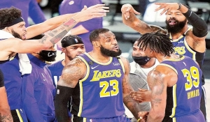 Lakers salen como favoritos